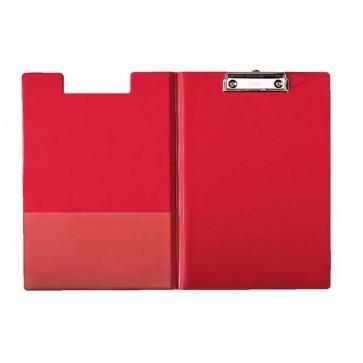 Felírótábla, fedeles, A4, ESSELTE, piros