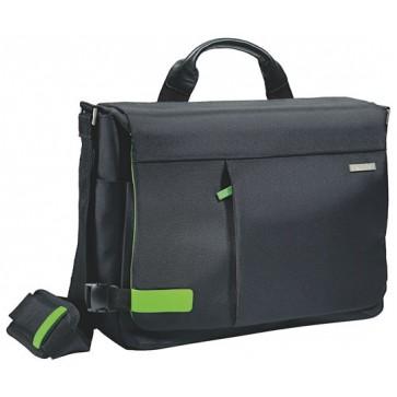 "Notebook táska, 15,6"", LEITZ ""Complete Messenger"", fekete"