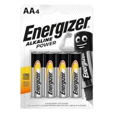 "Elem, AA ceruza, 4 db, ENERGIZER ""Alkaline Power"""