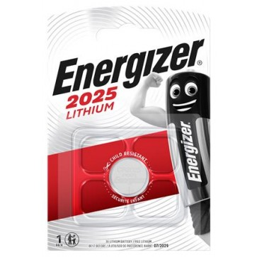 Gombelem, CR2025, 1 db, ENERGIZER