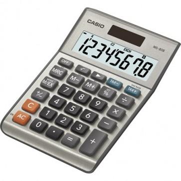 """Számológép, asztali, 8 számjegy, CASIO """"MS-80B S"""""""