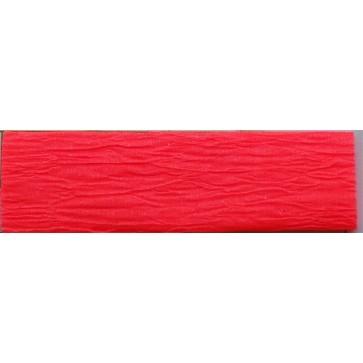 Krepp-papír, 50x200 cm, VICTORIA, neon piros