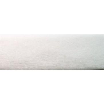 Krepp-papír, 50x200 cm, VICTORIA, fehér