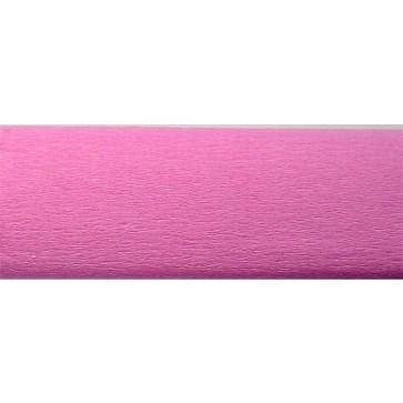 Krepp-papír, 50x200 cm, VICTORIA, rózsaszín