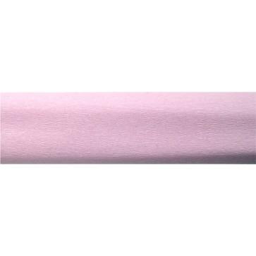 Krepp-papír, 50x200 cm, VICTORIA, világos rózsaszín