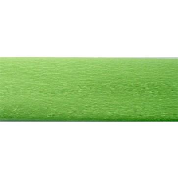Krepp-papír, 50x200 cm, VICTORIA, világoszöld