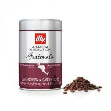 """Kávé, pörkölt, szemes, 250 g,  ILLY """"Guatemala"""""""
