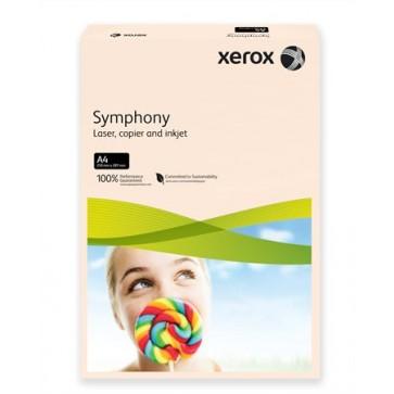 """Másolópapír, színes, A4, 80 g, XEROX """"Symphony"""", lazac (pasztell)"""