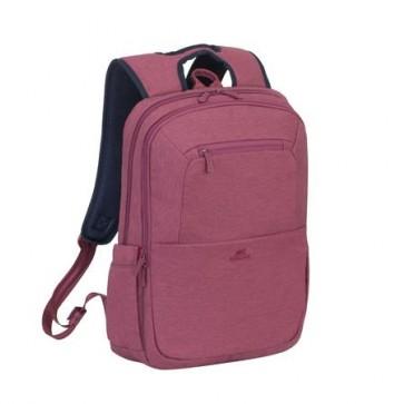 "Notebook hátizsák, 15,6"", RIVACASE ""Suzuka 7760"", piros"
