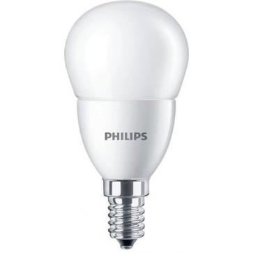 """LED izzó, E14, csillár, 7W, 806lm, 230V, 2700K, P48, PHILIPS """"CorePro"""""""