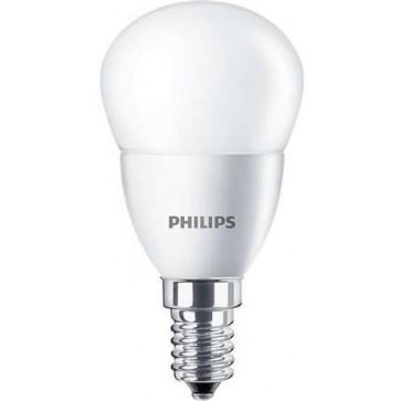 """LED izzó, E14, csillár, 5,5W, 470lm, 230V, 2700K, P45, PHILIPS """"CorePro"""""""