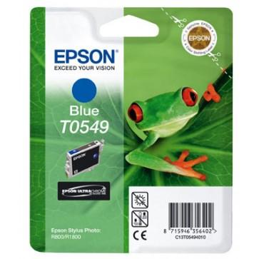 T05494010 Tintapatron StylusPhoto R800 nyomtatóhoz, EPSON, kék, 13ml