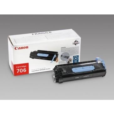 CRG-706B Lézertoner i-SENSYS MF 6530, 6540PL, 6560PL nyomtatókhoz, CANON, fekete, 5k