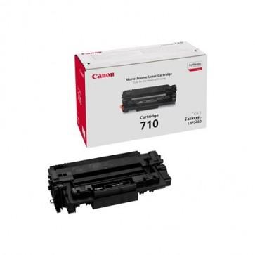 CRG-710A Lézertoner i-SENSYS LBP 3460 nyomtatóhoz, CANON, fekete, 6k
