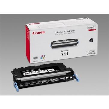 CRG-711B Lézertoner i-SENSYS LBP 5300 nyomtatóhoz, CANON, fekete, 6k