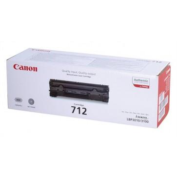 CRG-712 Lézertoner i-SENSYS LBP 3010, 3100 nyomtatókhoz, CANON, fekete, 1,5k