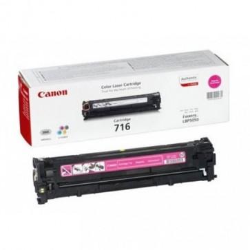 CRG-716M Lézertoner i-SENSYS LBP 5050 nyomtatóhoz, CANON, magenta, 1,5k