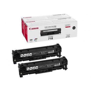 CRG-718B Lézertoner i-SENSYS LBP 7200CDN, MF 8330 nyomtatókhoz, CANON, fekete, 2*3,4k
