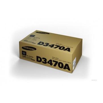 ML-D3470A Lézertoner ML 3470 nyomtatóhoz, SAMSUNG fekete, 4k