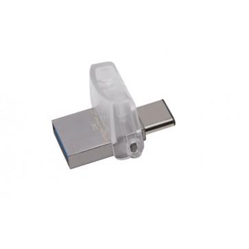 "Pendrive, 32GB, USB 3.1, USB-C, KINGSTON ""MicroDuo 3C"""