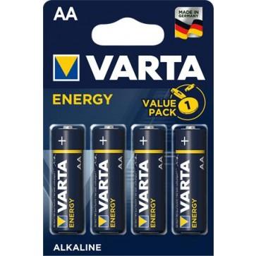 "Elem, AA ceruza, 4 db, VARTA ""Energy"""