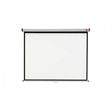 Vetítővászon, fali, rolós, 4:3, 200x151 cm, NOBO