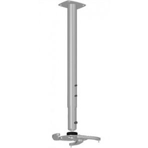 Projektor konzol, univerzális, mennyezeti, állítható hosszal, 60-100 cm