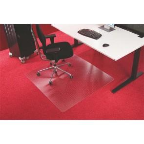 """Székalátét, szőnyegre, E forma, 150x120 cm, RS OFFICE """"Roll-o-Grip"""""""