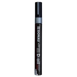 "Lakkmarker, 2,8 mm, M, DONAU ""D-oil"", ezüst"
