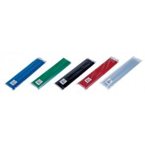 Iratsín, 10 mm, 1-100 lap, DONAU, piros
