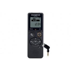 "Diktafon, digitális, 4 GB memória, ME52 mikrofonnal, OLYMPUS ""VN-541PC"", fekete"