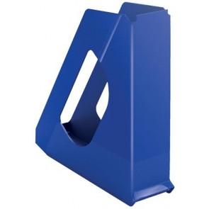 "Iratpapucs, műanyag, 68 mm, ESSELTE ""Europost"", kék"