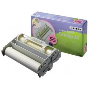 Hideglamináló fólia, 80 mikron, A4, 7,5 m, tekercses, öntapadó, XYRON