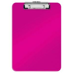 """Felírótábla, A4, LEITZ """"Wow"""", rózsaszín"""