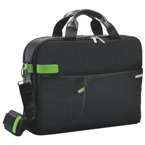 """Notebook táska, 15,6"""", LEITZ """"Complete"""", fekete"""