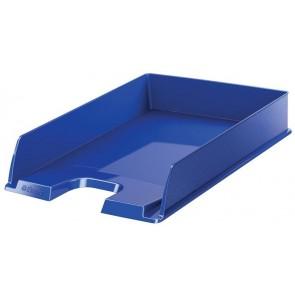 "Irattálca, műanyag, ESSELTE ""Europost"", kék"