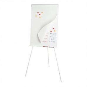 Flipchart papír, sima-kockás, 65 x 95,5 cm, 50 lap, ESSELTE