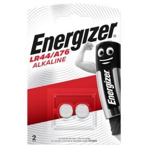 Gombelem, LR44/A76, 2 db, ENERGIZER