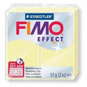 """Gyurma, 57 g, égethető, FIMO """"Effect"""", pasztellvanília"""