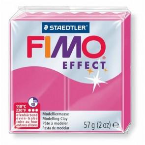 """Gyurma, 56 g, égethető, FIMO """"Effect"""", rubinkvarc"""