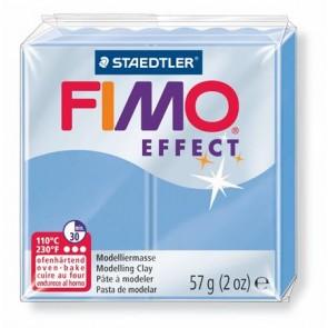 "Gyurma, 56 g, égethető, FIMO ""Effect"", kékachát"