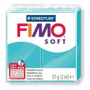 "Gyurma, 56 g, égethető, FIMO ""Soft"", borsmenta"