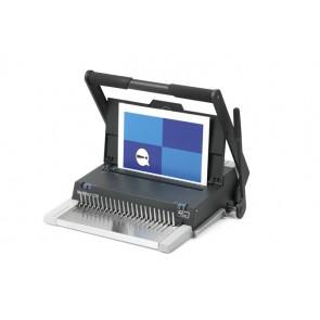 """Spirálozógép, műanyag spirálkötéshez, manuális, 450 lap, GBC """"MultiBind 220"""""""