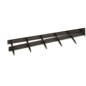 "Leporello lefűző, A4, 51 mm, GBC ""VeloBind"", fekete"