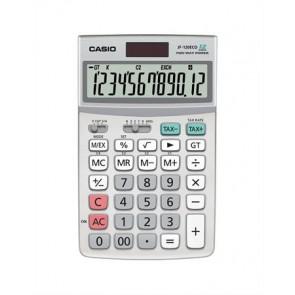 """Számológép, asztali, 12 számjegy, CASIO """"JF-120ECO"""""""