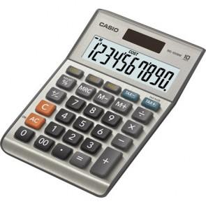 """Számológép, asztali, 10 számjegy, CASIO """"MS-100B MS"""""""