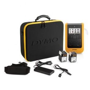 """Elektromos feliratozógép, DYMO """"XTL 500"""" készlet táskában"""