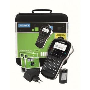 """Elektromos feliratozógép, DYMO """"LM 280"""" készlet táskában"""