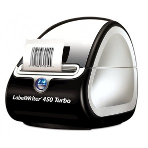 "Etikett nyomtató, DYMO ""LW450 Turbo"""