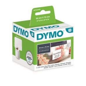 Etikett, LW nyomtatóhoz, 70x54 mm, 320 db etikett, DYMO